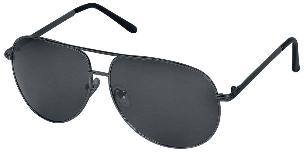 Pilot Glasses Aviator Black Deluxe