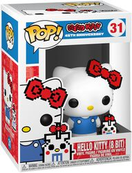 Hello Kitty (8 Bit) (Chase Possible) - Vinyl Figure 31