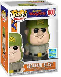 SDCC 2019 - Sergeant Blast (Funko Shop Europe) Vinyl Figure 600