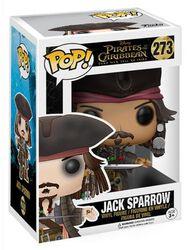 Salazar's Revenge - Jack Sparrow Vinyl Figure 273