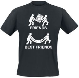 Friends And Best Friends